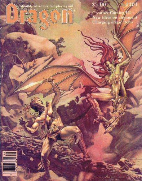 Dragon #101