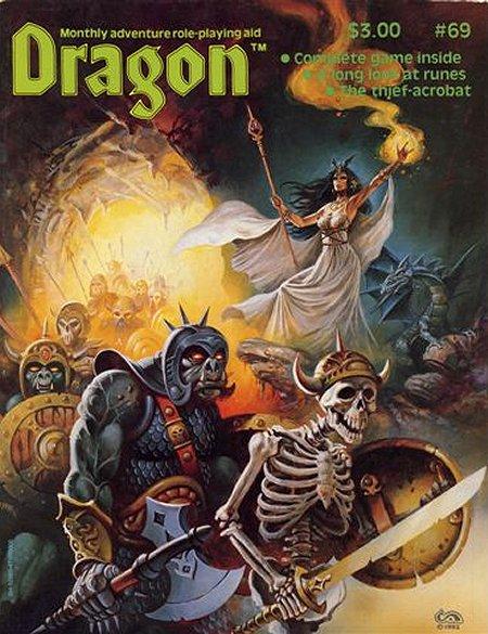 Dargon #69