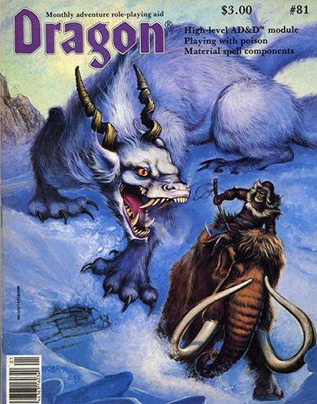Dragon #81