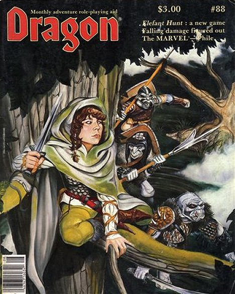 Dragon #88