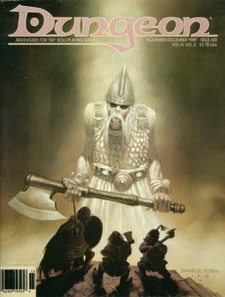 Dungeon #20