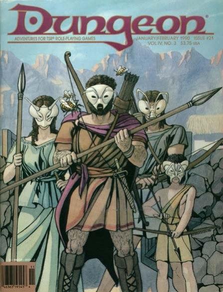 Dungeon #21